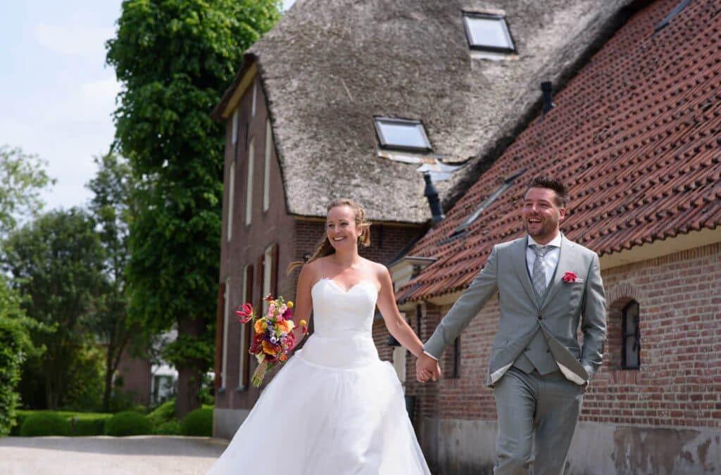 Bruidsfotograaf Winssen – Het Hoogh Huys