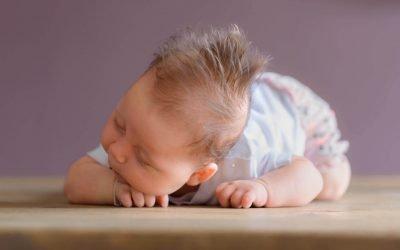 Babyfotografie – Wanneer is de beste tijd voor de fotoshoot?