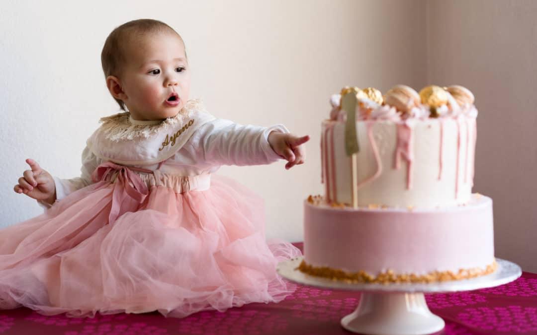 Kinderfotografie – Fotoshoot verjaardag Ayano