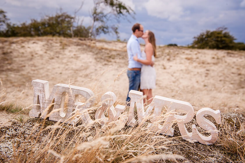 Wat is een preweddingshoot of loveshoot?
