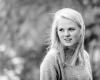 Fotoshoot vrouw zwart-wit portret door fotograaf Grietje Mesman uit Deventer