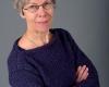 Fotoshoot zakelijk portret vrouw fotostudio door bedrijfsfotograaf FotoGrietje uit Deventer