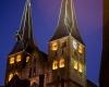 Deventer Bergkerk avond fotografie